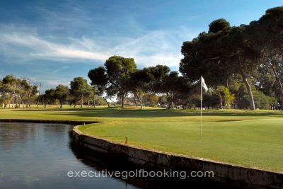 El Parador de Málaga Golf