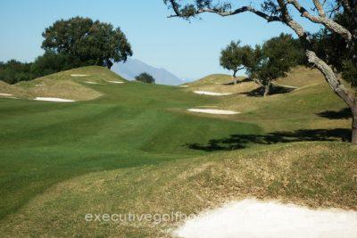 San roque Golf Club New Course