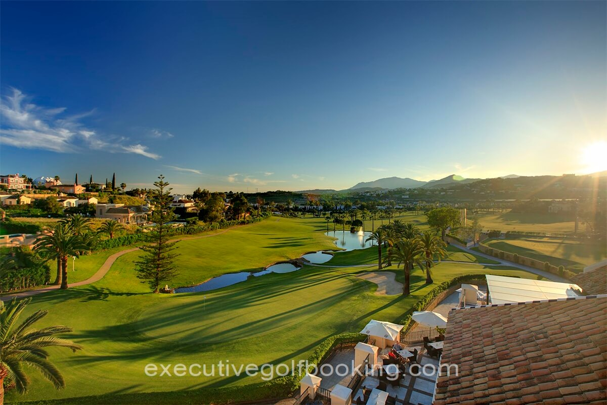 Image Result For Spanish Open Golf Courses