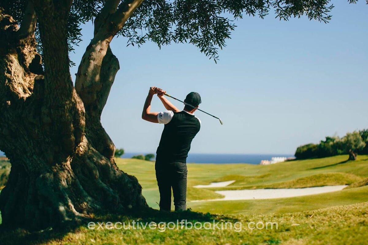 Finca Cortesín Golf Course