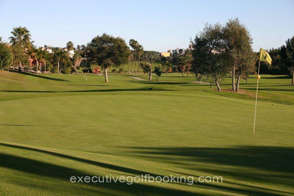 Santa Clara Golf Course