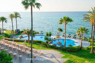 Estival Torrequebrada Hotel pool