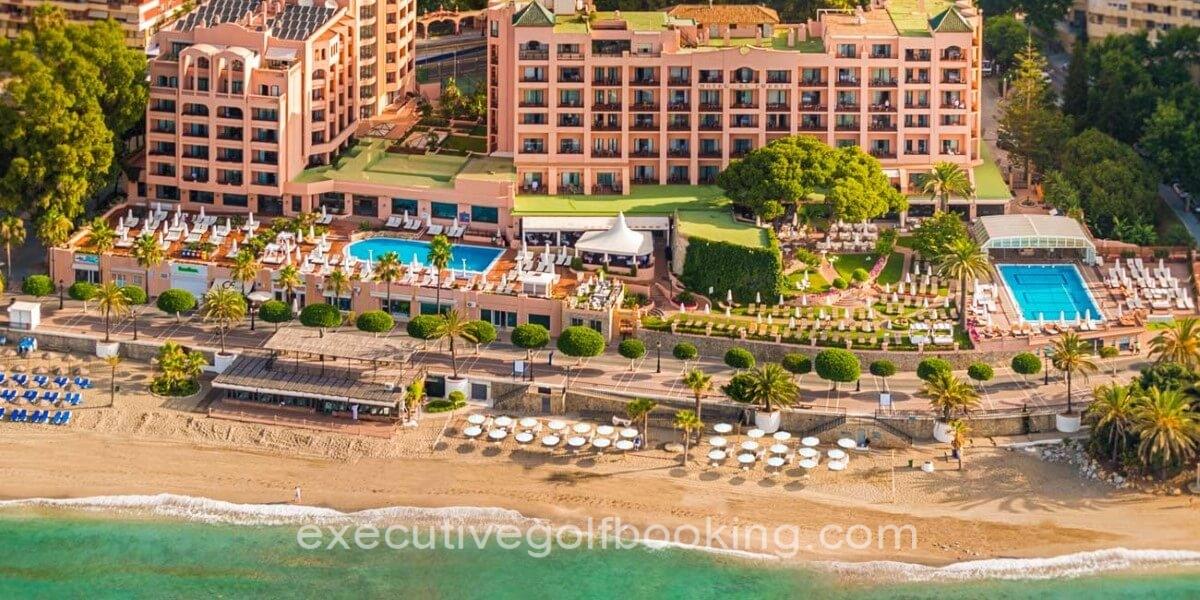 Hotel Fuerte Marbella Booking