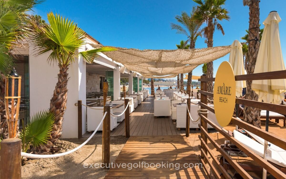 Amare Marbella Beach Club