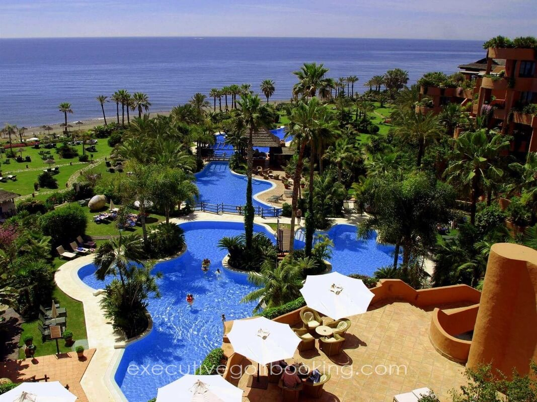 Guadalmina Spa & Golf Resort Hotel