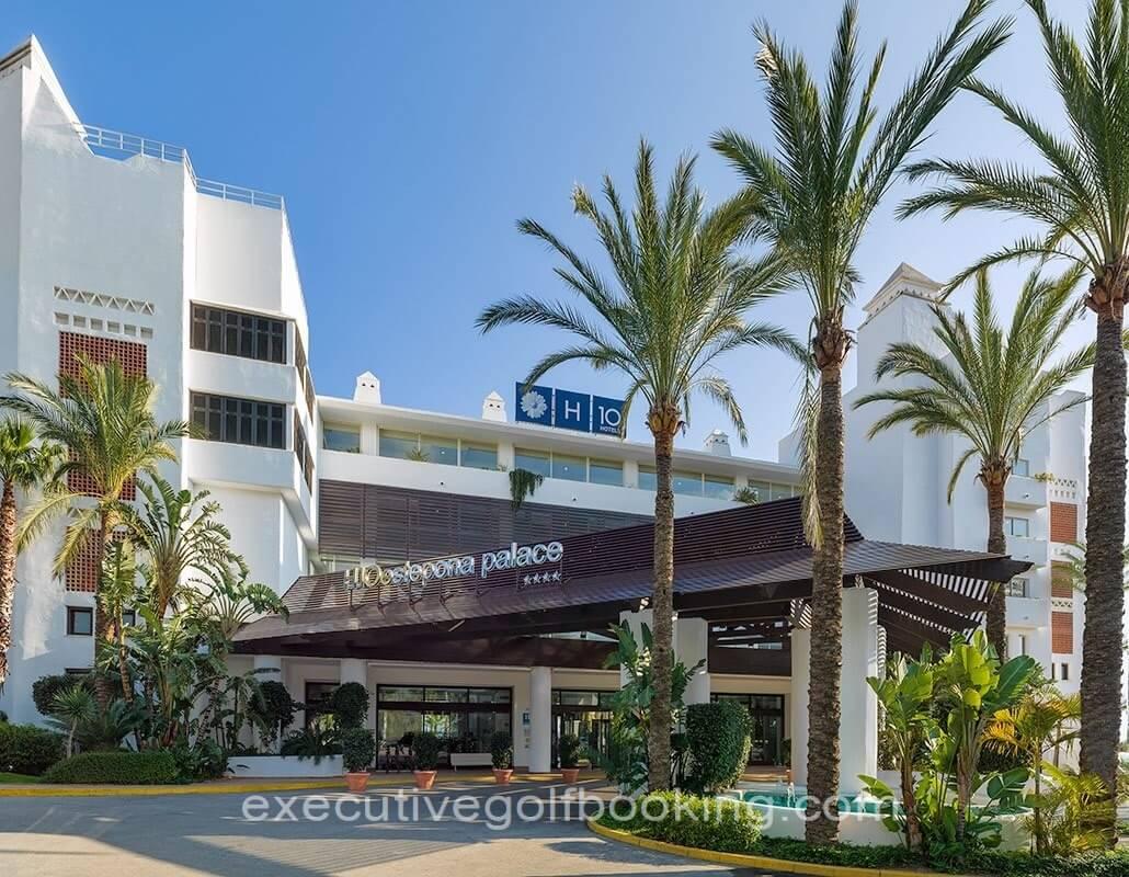 H10 Estepona Palace Hotel