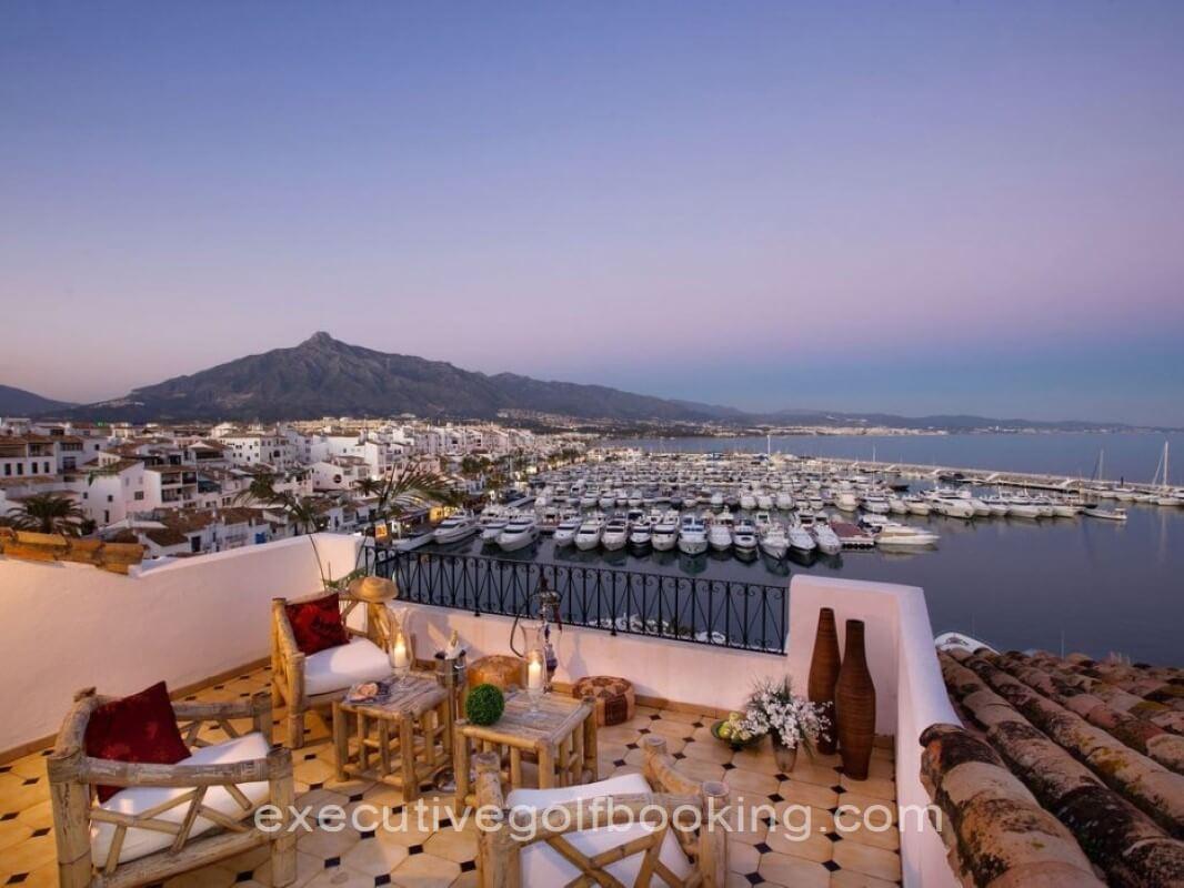 Benabola Hotel & Apartments - Puerto Banús - Costa del Sol ...