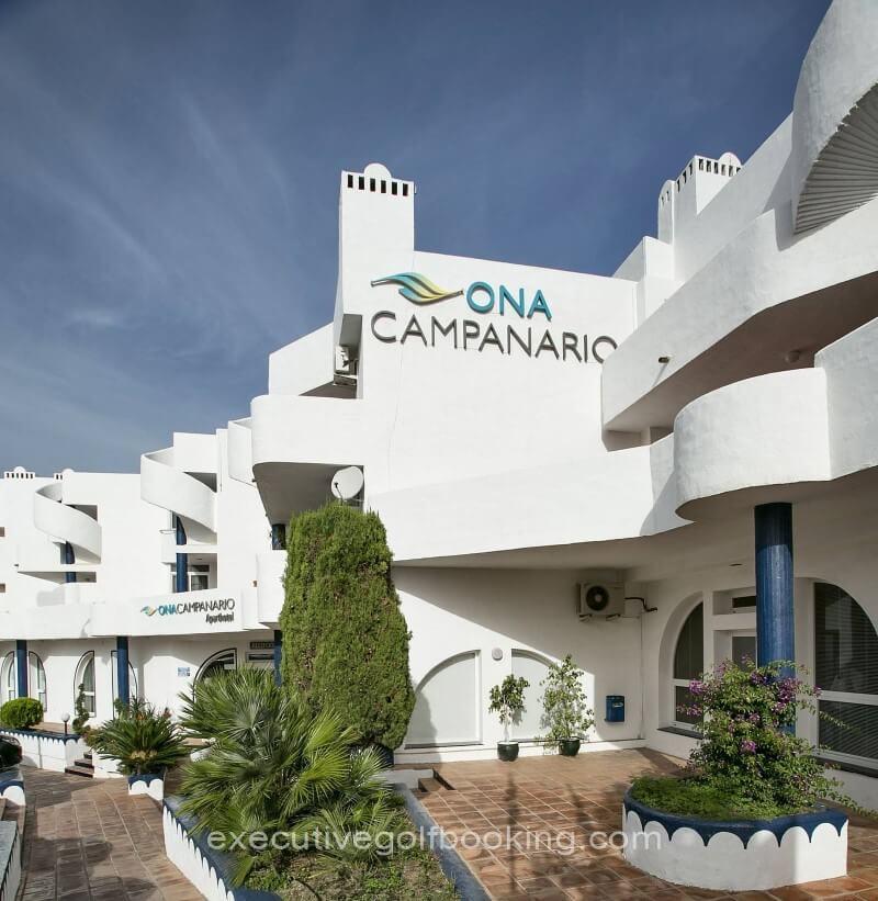 Ona Camapanario Apartments