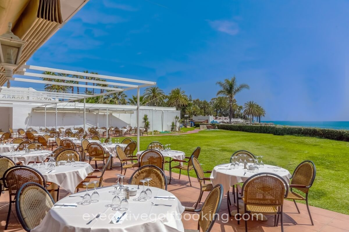 Sol Marbella Estepona Atalaya Park Hotel Golf Packages
